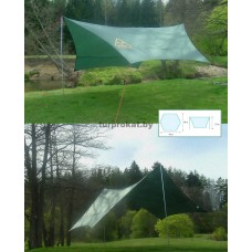 Tramp Tent Green